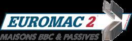 Logo Euromac 2, partenaire RT2020